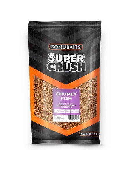 Захранка Sonubaits - Chunky Fish - Sonubaits - Захранки за риболов на плувка - 1