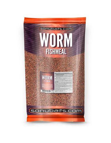 Захранка Sonubaits - Worm Fishmeal - Sonubaits - Захранки за риболов на плувка - 1