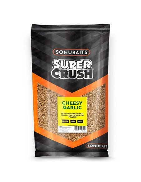 Захранка Sonubaits - Cheesy Garlic Crush - Sonubaits - Захранки за фидер - 1