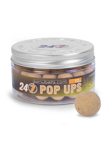 Топчета Sonubaits - 24/7 Pop Ups - Sonubaits - Протеинови топчета за фидер - 1
