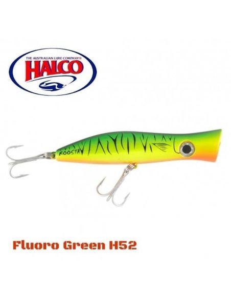 Воблери Halco - Roosta Popper 105 - Halco - Воблери за спининг - 3