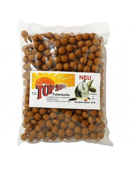 Протеинови топчета Top Secret - 16 ММ. / 1 КГ. - Top Secret - Протеинови топчета за шарански риболов - 1