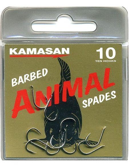 Куки Kamasan - Animal - Kamasan - Единични куки за фидер - 1