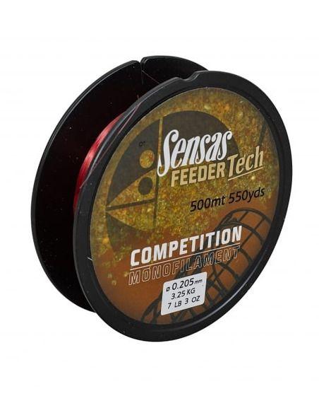 Влакно Sensas - Feeder Tech Competition - Sensas - Монофилни влакна за фидер - 2