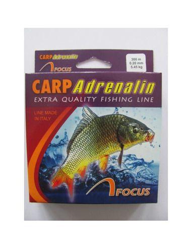 Влакно Focus - Carp Adrenalin - Focus - Основна линия за шарански риболов - 1