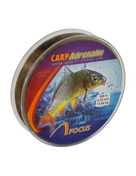 Влакно Focus - Carp Adrenalin - Focus - Основна линия за шарански риболов - 2