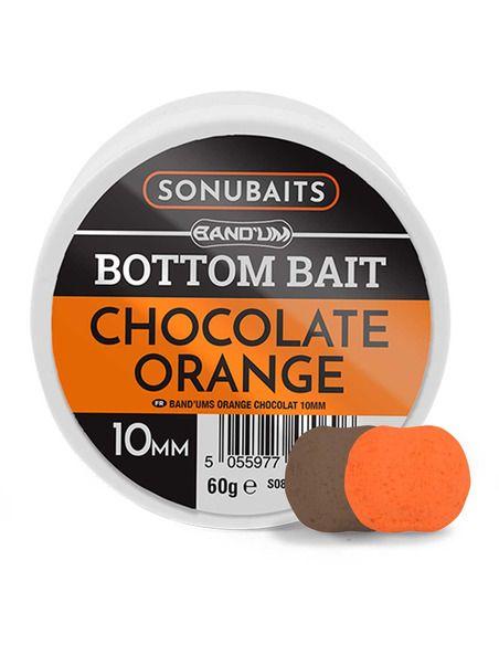Пелети Sonubaits - Bandum Chocolate Orange - Sonubaits - Пелети за шарански риболов - 1