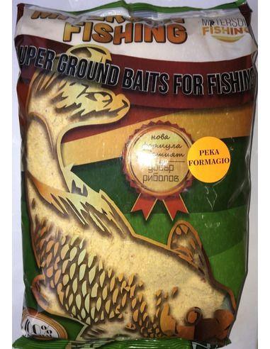 Захранка Miterson Река Formagio - Miterson - Захранки за шарански риболов - 1