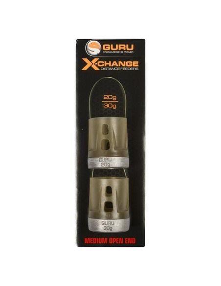 Фидер хранилки Guru - X-Change Distance Feeders Open End - Guru - Фидер хранилки - 2