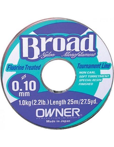 Влакно за поводи Owner - Broad 25 - Owner - Монофилни влакна за поводи и монтажи - 1