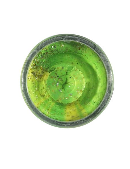 Паста Berkley Natural Glitter - Fish Pellet Green/Yellow - Berkley - Стръв за риболов на плувка - 2