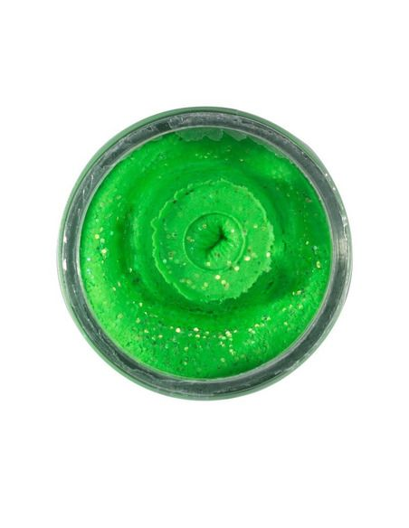 Паста Berkley Natural Glitter - Liver Spring Green - Berkley - Стръв за риболов на плувка - 2