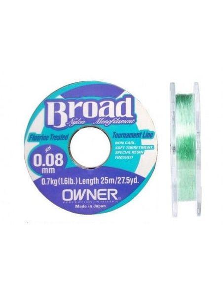 Влакно за поводи Owner - Broad 25 - Owner - Монофилни влакна за поводи и монтажи - 2