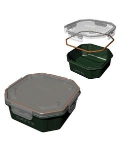 Кутия за стръв Greys Klip-Lok Perforated 0