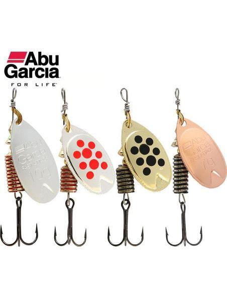 Блесна Abu Garcia Fast Attack Gold-Black - Abu Garcia - Блесни за спининг - 2
