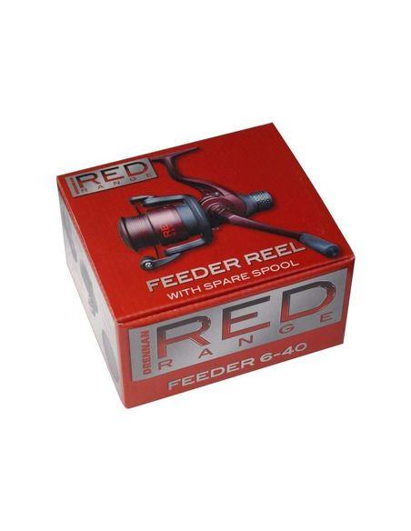 Макара Drennan Red Range Feeder 40 - Drennan - Макари за риболов на плувка със заден аванс - 2