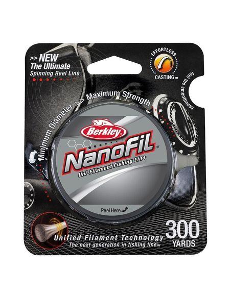 Влакно Berkley - NanoFil Red - Berkley - Монофилни влакна за спининг - 2