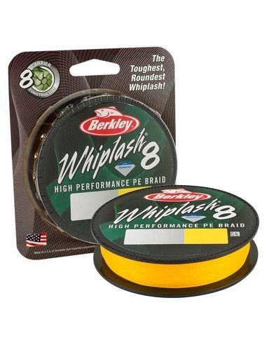 Влакно Berkley - Whiplash 8 Yellow - Berkley - Плетени влакна за фидер - 1