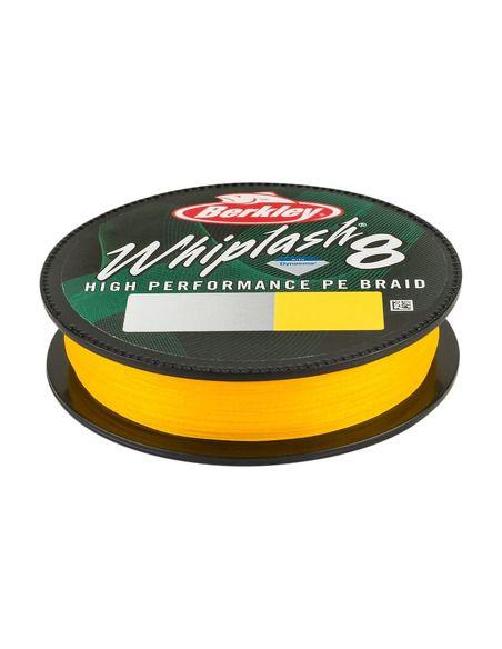 Влакно Berkley - Whiplash 8 Yellow - Berkley - Плетени влакна за фидер - 2