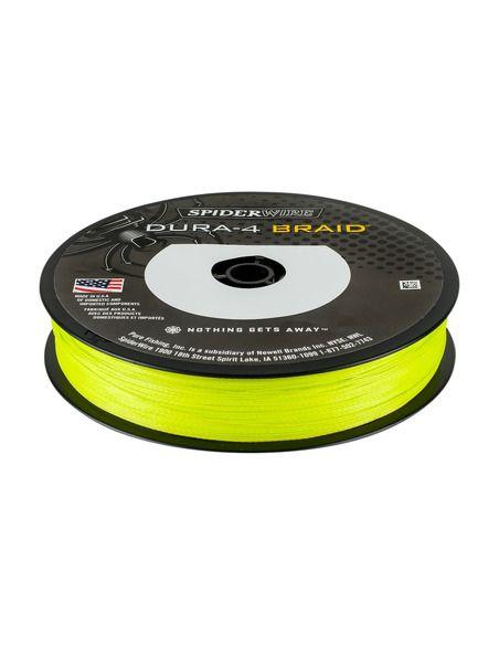 Влакно SpiderWire - Dura 4 Yellow - SpiderWire - Плетени влакна за фидер - 2