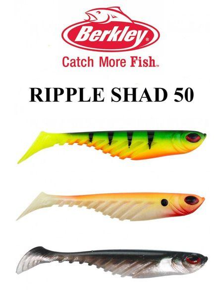 Силиконови риби Berkley - Ripple Shad 50 https://goo.gl/maps/5LEQaNQALzn