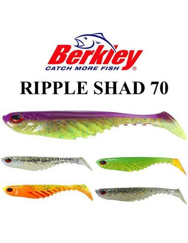 Силиконови риби Berkley - Ripple Shad 70 https://goo.gl/maps/5LEQaNQALzn