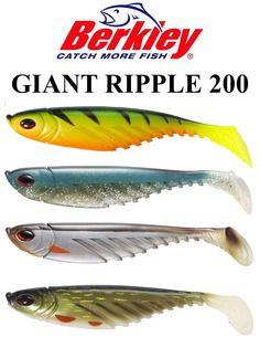 Силиконови риби Berkley - Giant Ripple 200 https://goo.gl/maps/5LEQaNQALzn