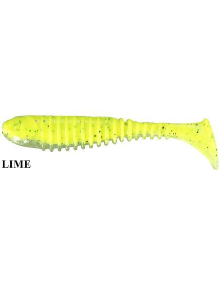 Силиконови риби Berkley - Rib Shad 90 - Berkley - Силиконови примамки за морски риболов - 3