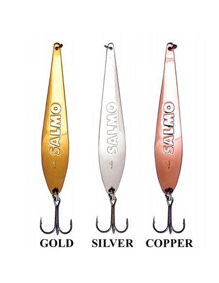 Зимна блесна Salmo - Copper - Salmo Group - Зимни блесни - 2