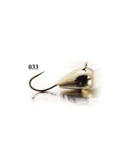 Волфрамова мормишка Shark - Raindrop Eye - Shark - Мормишки - 1