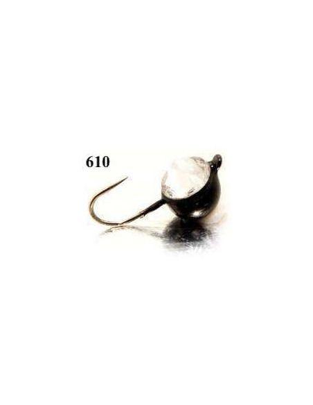 Волфрамова мормишка Shark - Semisphere Eye - Shark - Мормишки - 1