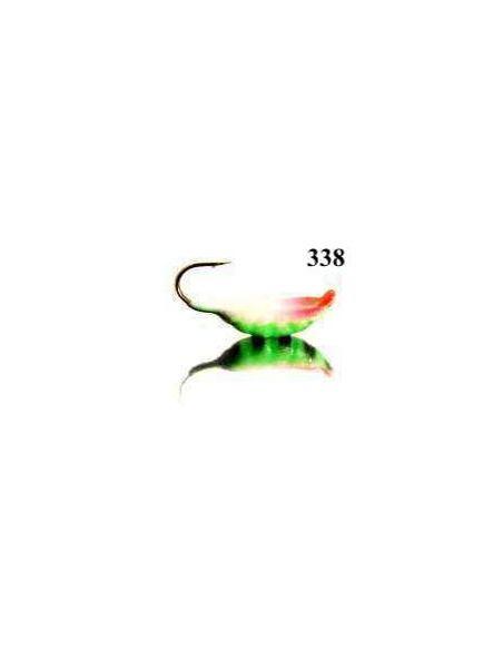 Волфрамова мормишка Shark - Maggot - Shark - Мормишки - 2