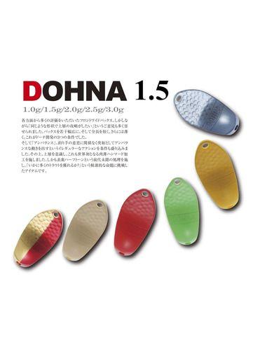 Блесна Dohna - 1.5 - Angler'z System - Блесни за спининг - 1