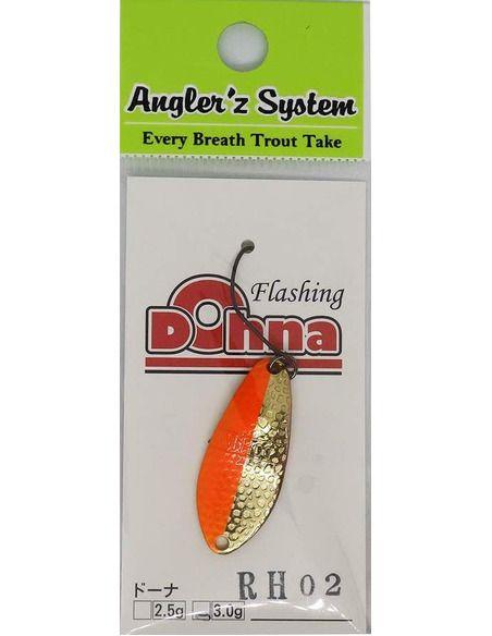 Блесна Dohna - 2.5 - Angler'z System - Блесни за спининг - 9