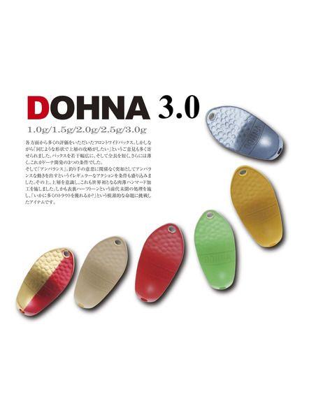 Блесна Dohna - 3.0 - Angler'z System - Блесни за спининг - 1