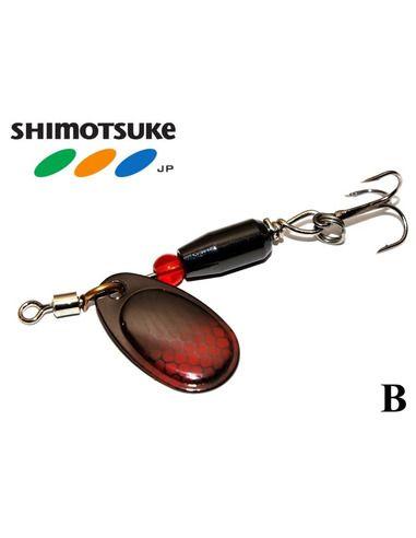 Блесна Shimotsuke - Turing Monkey 3.0 - Shimotsuke - Блесни за спининг - 1