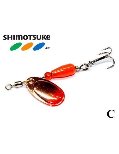 Блесна Shimotsuke - Turing Monkey 3.0 - Shimotsuke - Блесни за спининг - 2