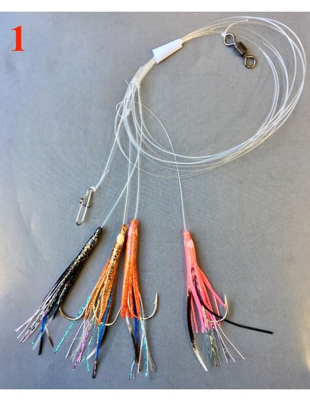 Тролинг линия Puffin - Alive - Puffin - Чепарета за морски риболов - 1