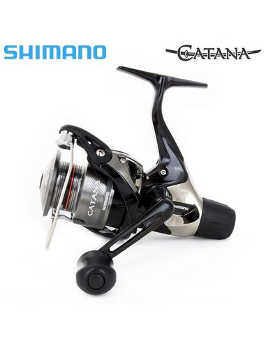 Макара Shimano Catana 4000 RC - Shimano - Макари за фидер със заден аванс - 1