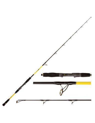 Въдица Black Cat - Vertical 100/220 - 1.80 M. - Black Cat - Сомски въдици за тролинг - 1