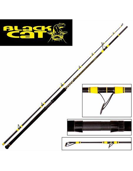 Въдица Black Cat - Passion Pro DX - 3.20 M. - Black Cat - Въдици за сомски риболов - 1