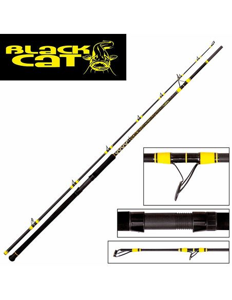 Въдица Black Cat - Passion Pro DX - Black Cat - Въдици за сомски риболов - 1