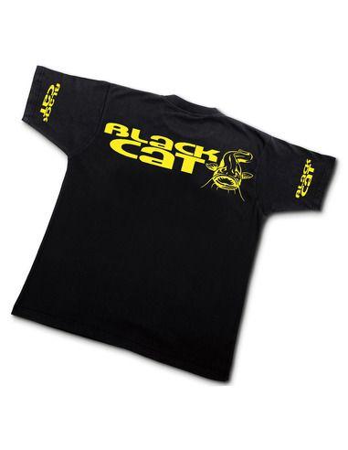 Тениска Black Cat - Black Cat - Облекло за риболов - 1