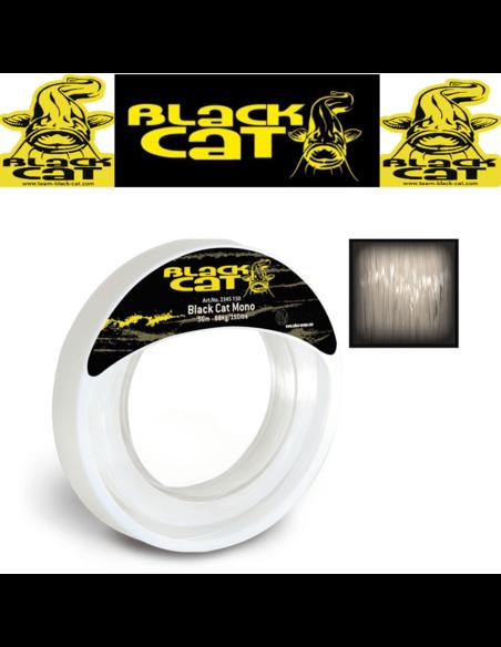 Влакно Black Cat - Mono Leader 50 M. - Black Cat - Поводи за морски риболов - 1