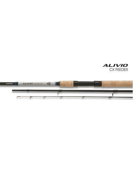 Фидер въдица Shimano - Alivio CX Medium Feeder 100 - 3.66 м. - Shimano - Въдици - 2