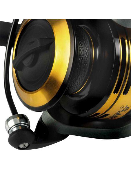 Макара Black Cat - Passion Pro FD 640 - Black Cat - Макари за сомски риболов с преден аванс - 2