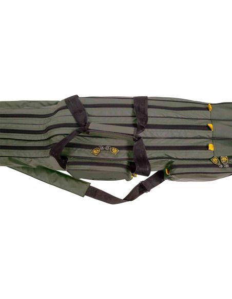 Калъф троен Black Cat - Battle Cat Holdall 180 СМ. - Black Cat - Други аксесоари за морски риболов - 3