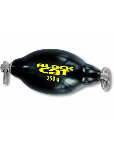 Олово гумирано Black Cat - Klonk Lead 250 ГР. - Black Cat - Тежести за дъно - 1