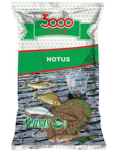Захранка Sensas 3000 Club Hotus - Скобар 1 кг. - Sensas - Захранки за фидер - 1