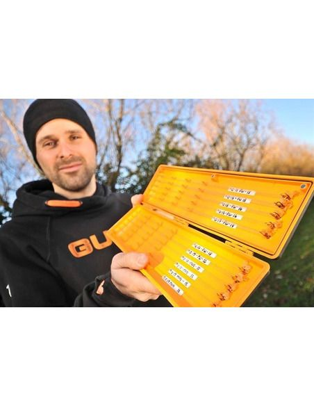 Класьор Guru - Rig Case 35 см. - Guru - Други аксесоари за фидер - 2